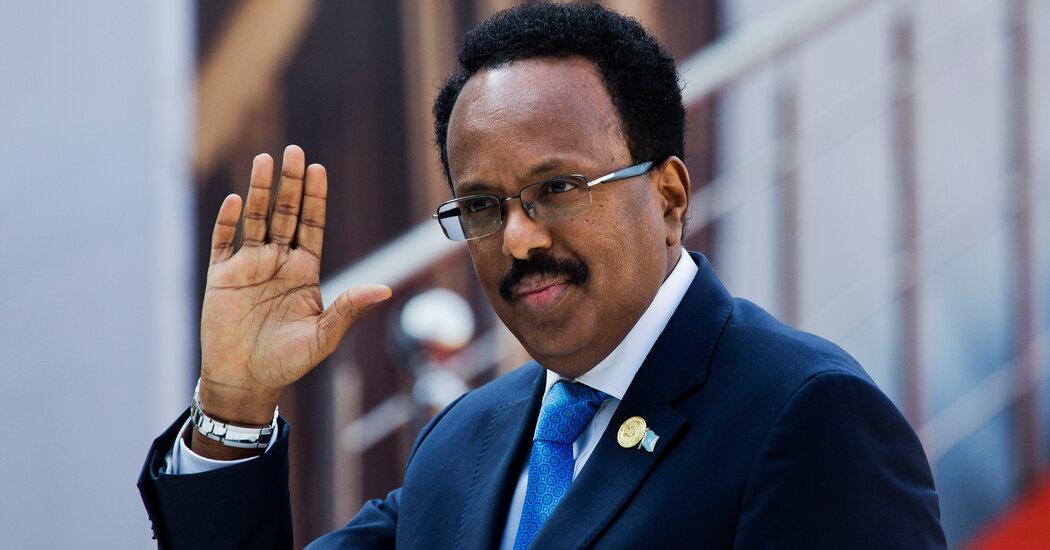 The Bureaucrat From Buffalo Who Pushed Somalia to the Brink