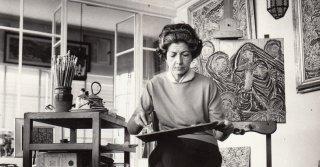 Overlooked No More: Inji Efflatoun, Egyptian Artist of the People