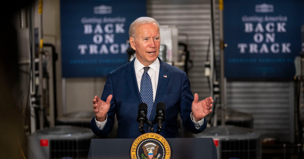 In Another Reversal, Biden Raises Limit on Number of Refugees Allowed Into the U.S., Swahili Post