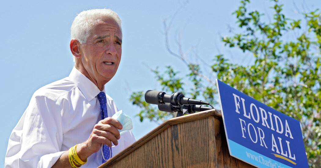 Crist Enters Race to Face DeSantis, With More Democrats Likely to Follow, Swahili Post