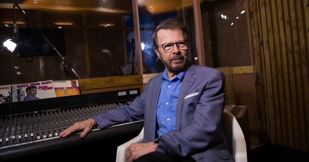 Will Songwriting Survive Streaming? Abba's Bjorn Ulvaeus Is Worried.