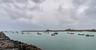 U.K. and France Send Naval Ships to Island of Jersey in Fishing Dispute