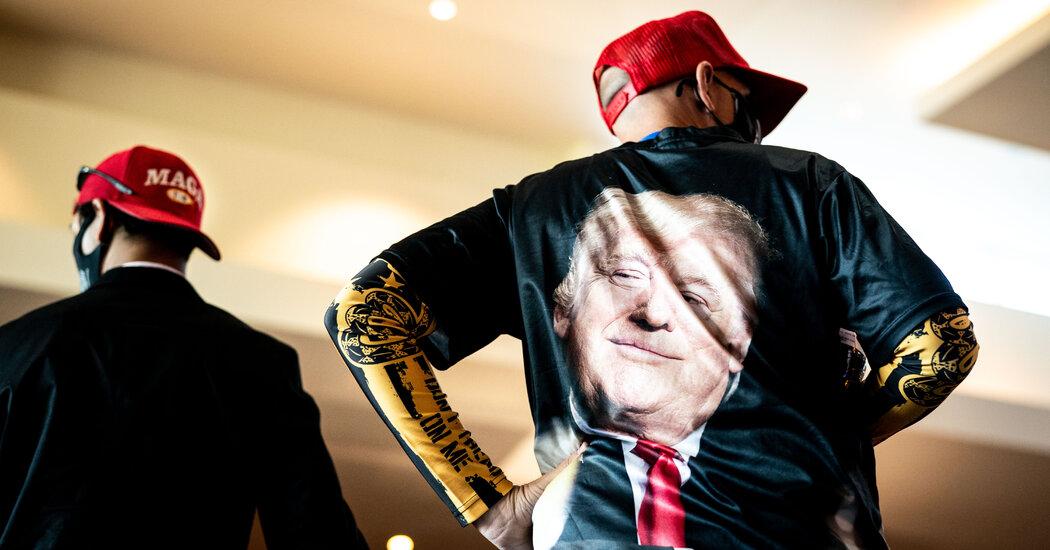 Trump Still Has Iron Grip on Republicans