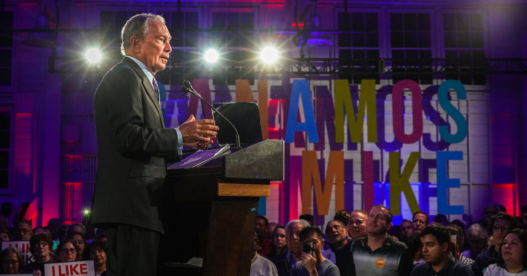 Bloomberg Gives 0 Million to Help Universities Diversify STEM Doctorates