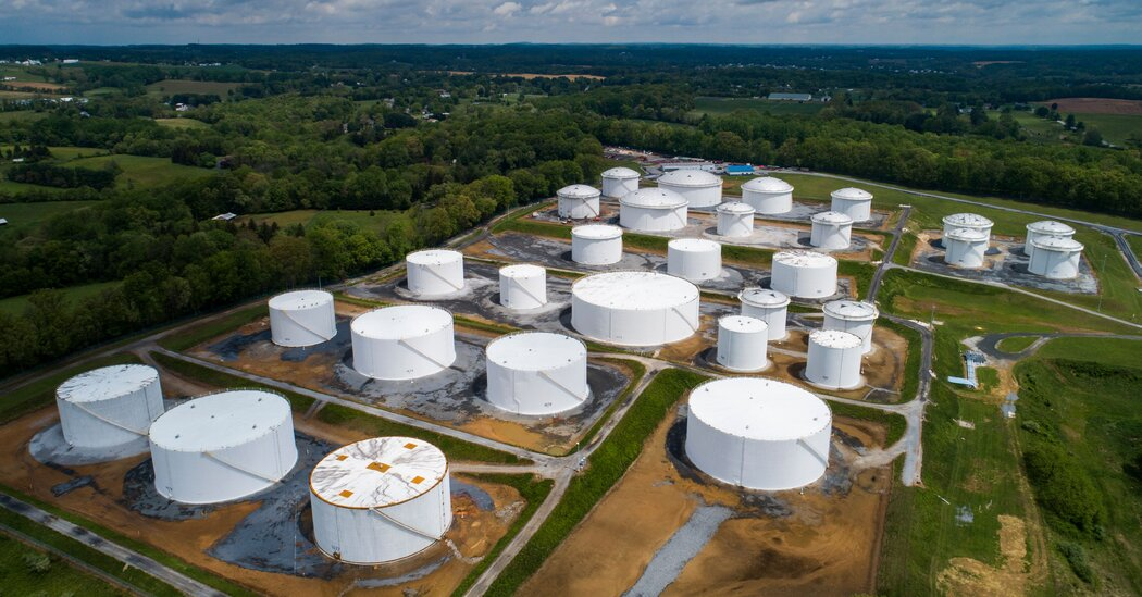 Colonial Pipeline: A Vital Artery for Fuel