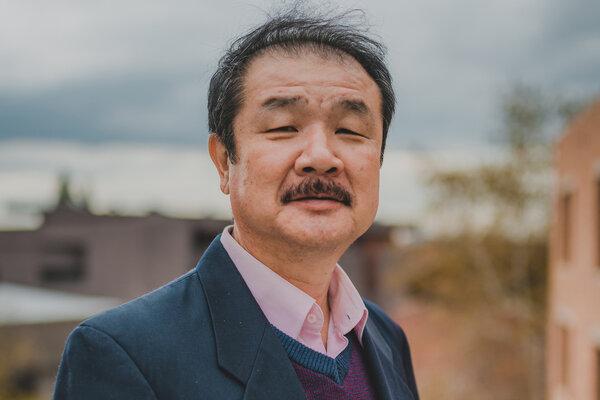 Prof. Edward Chang.