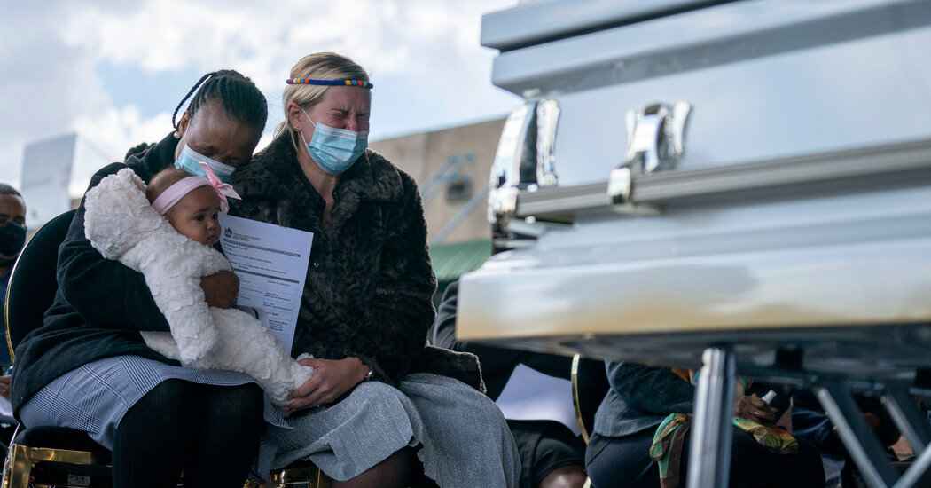 South Africans Call for Justice After Police Shooting of Lindani Myeni