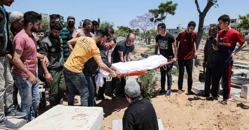 Israel-Hamas Conflict and Cease-Fire News: Live Updates