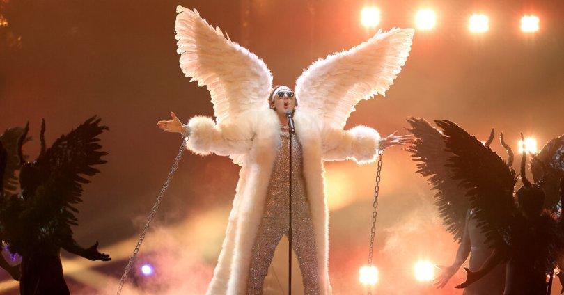 The Joy of Eurovision Fashion