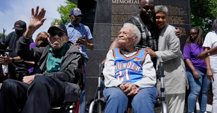 Anniversary Event for Tulsa Race Massacre Unraveled Over Reparations