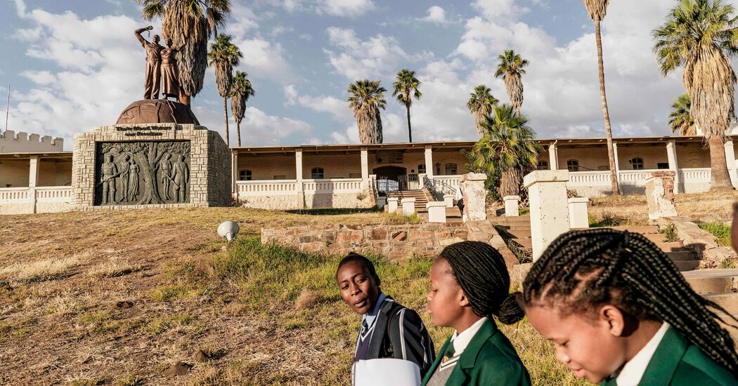 Germany Recognizes Mass Killings in Colonial Namibia as Genocide
