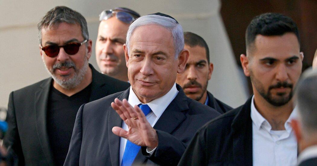 Israel Moves Toward Coalition Deal That Could Sideline Netanyahu