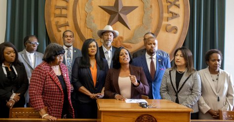 After Dramatic Walkout, a New Fight Looms Over Voting Rights in Texas