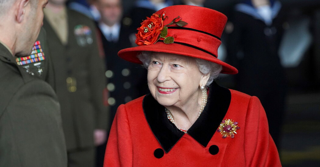 Biden to Meet Queen Elizabeth During Trip to Europe