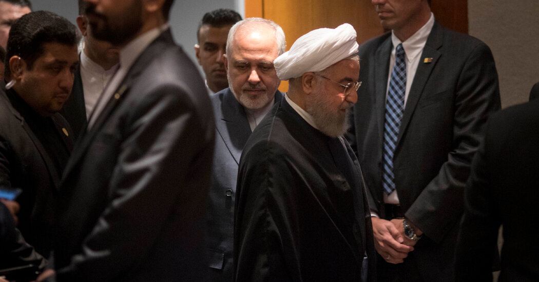 U.N. Suspends Iran's Voting Rights for Delinquent Dues