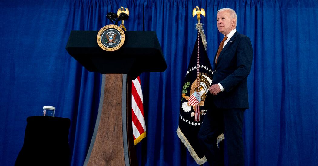Biden Says Enhanced Unemployment Benefits Will Expire Soon