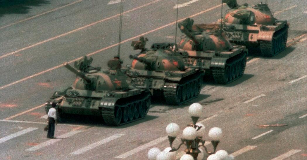 Microsoft's Bing Briefly Blocked 'Tank Man' on Tiananmen Anniversary