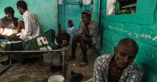 Cholera 'Forever Destroyed' U.N.'s Image in Haiti, Ban Ki-moon Says