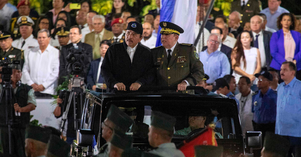Nicaragua's Democracy Hangs by Thread as Crackdown Deepens