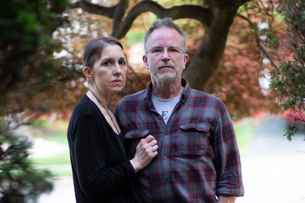 """""""I had hoped that since my husband had a solid union job, we would — we should — be able to afford this,"""" Kate Schweizer said."""