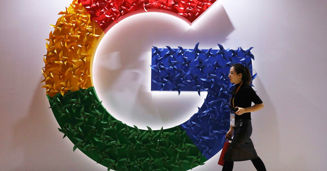 Ohio's attorney general wants Google to be declared a public utility.