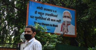 India's Covid Crisis Tests Modi's Ability to Shift Narratives