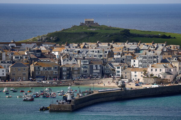 St. Ives and other towns in Cornwall will host Group of 7 events.