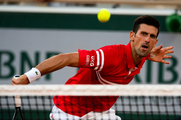 It was a third set for the ages, and Djokovic and Nadal have played a few sets for the ages.