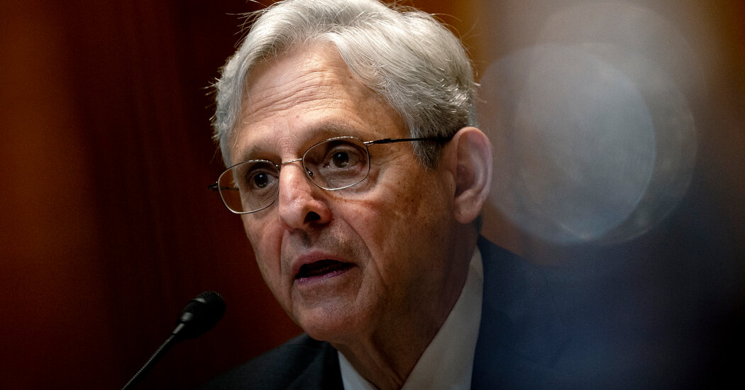 Garland to Detail Justice Dept. Plan to Protect Voting Rights