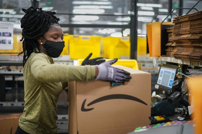 Inside Amazon's Employment Machine - The New York Times