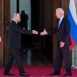 Summit Live Updates: Biden and Putin Meet for Difficult Dialogue