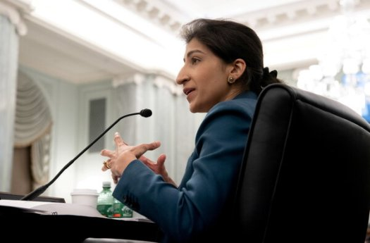 Kevin McCarthy, the House minority leader, has criticized the bills as empowering Biden appointees like Lina Khan, the new chair of the Federal Trade Commission, to crack down on companies.