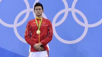 China's Sun Yang Is Barred for Four Years