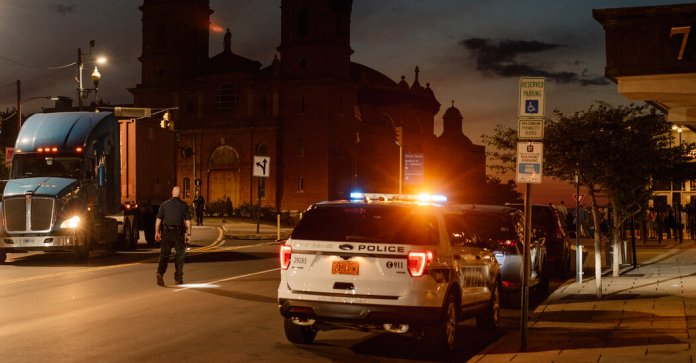 Why Police Have Been Quitting in Droves in the Last Year