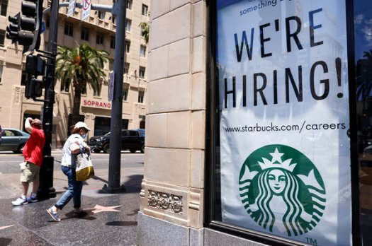 Critics of the enhanced unemployment benefits argue they are discouraging people from looking for jobs and making it hard for businesses to find workers.