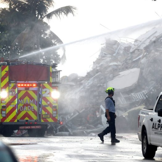 Miami Building Collapse Rescue Efforts Live Updates and News 2