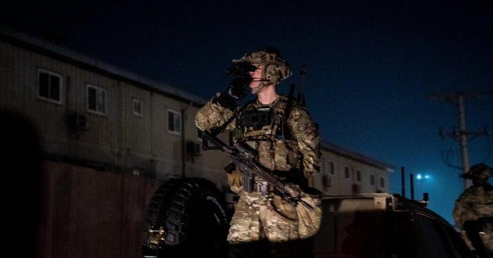 U.S. Leaves Largest Afghan Base as Full Withdrawal Nears