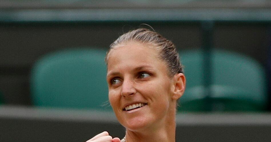 At Wimbledon, the Women's Final Four Is Set