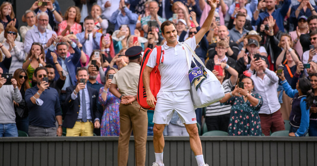 Roger Federer Loses at Wimbledon, Maybe for the Last Time