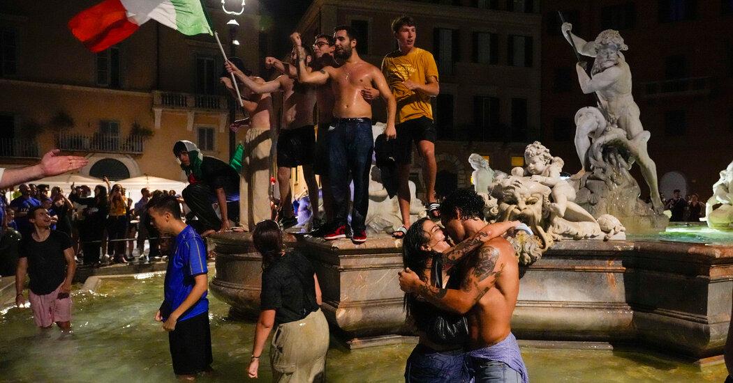 Italy's Victory at Euro 2020 Echoes a Broader Resurgence