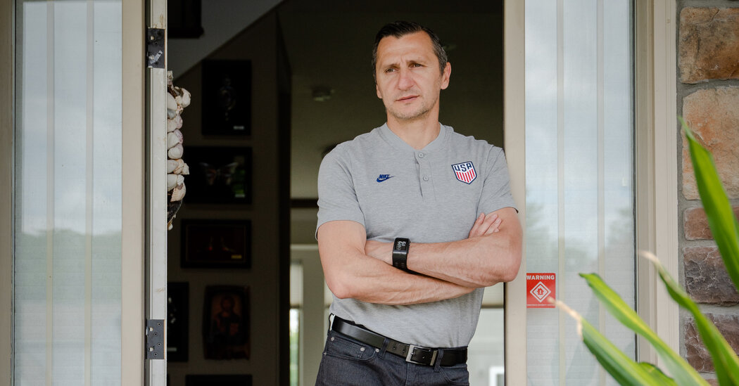 Vlatko Andonovski and the U.S.W.N.T. Rarely Lose