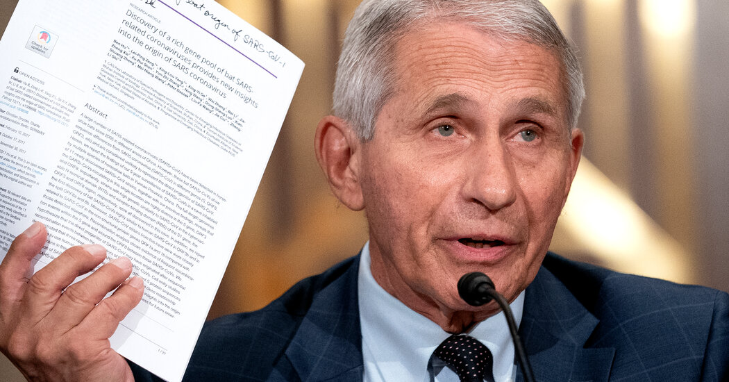 Fauci Wants to Make Vaccines for the Next Pandemic Before It Hits