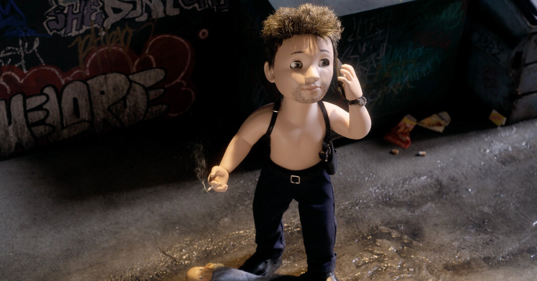 'Ultra City Smiths' Review: New York Neo-Noir, With Plastic Dolls