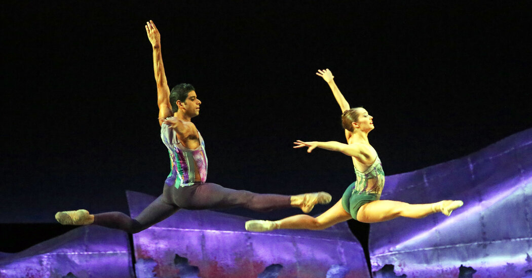City Ballet Dancer Caught in Texting Scandal Will Retire