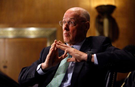 Henry M. Paulson Jr., the former Treasury secretary and executive chairman of the private equity fund TPG Rise Climate.
