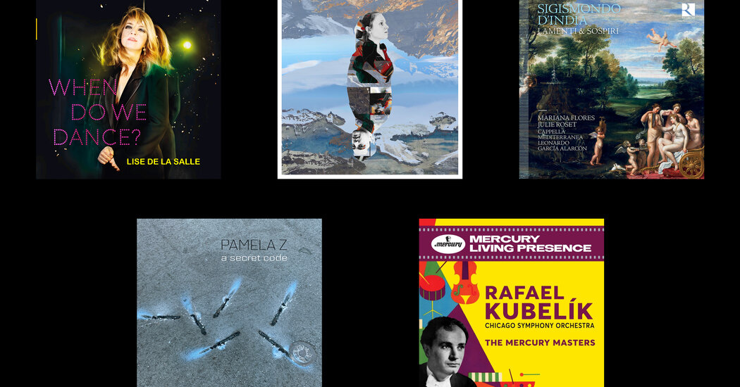 5 Classical Albums to Hear Right Now