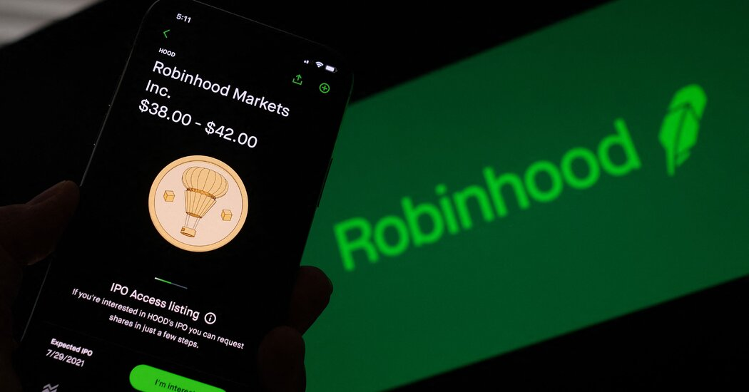 Robinhood Shares Are Set to Begin Trading