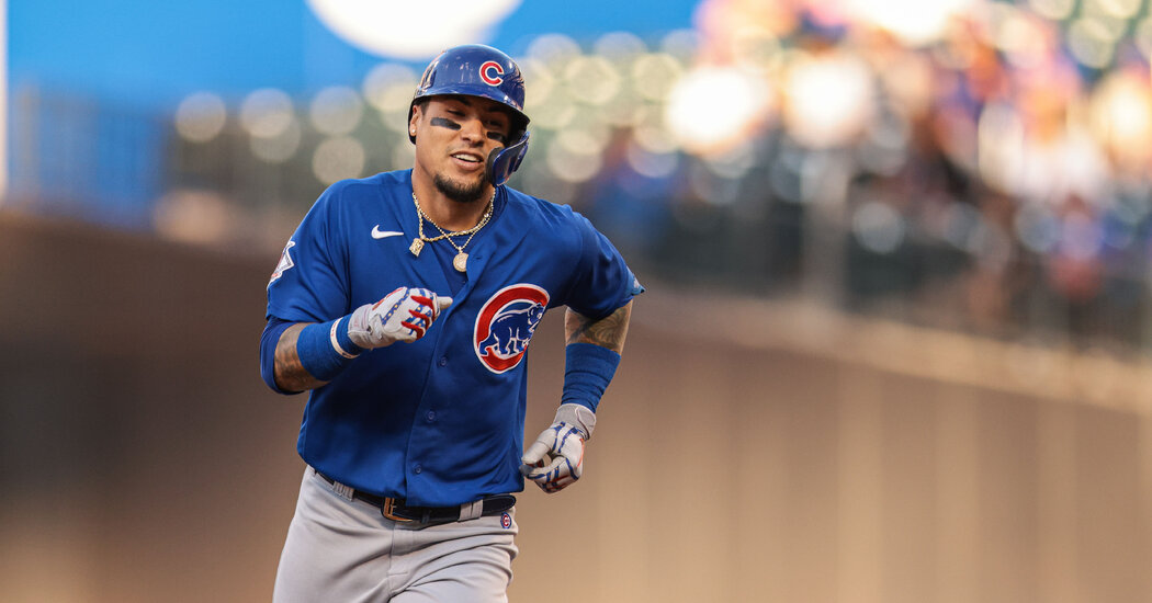 Mets Acquire Javier Baez in Trade With Cubs