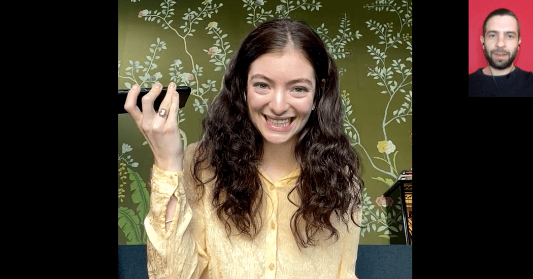 Lorde's 'Solar Power': Diary of a Song
