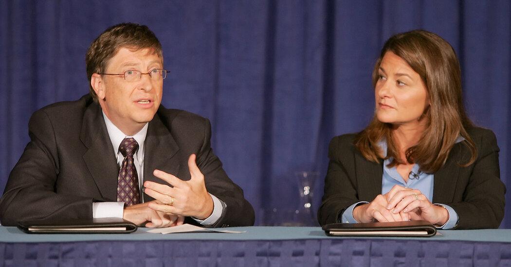 Bill Gates and Melinda French Gates Finalize Divorce